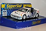 Slot SCX Scalextric Superslot H3493 Compatible Ford RS200 Blomqvist Rally Suecia